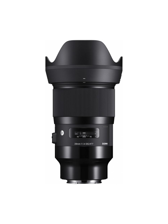 Sigma 28mm F1.4 DG HSM | Art