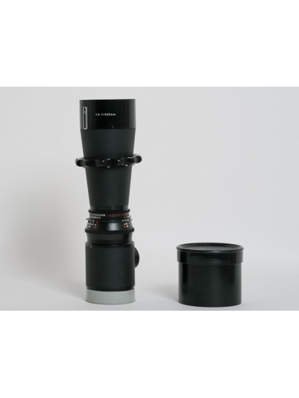 Tele-Tessar 500/8 Noir